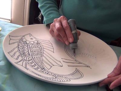 Ceramic Art Tutorial -Funwriter (English)