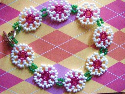 Daisy Chain ~ Bracelet or Anklet!!