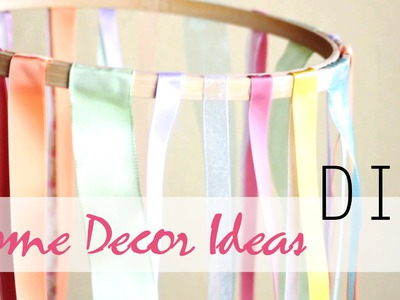 DIY: 3 Easy Summer Home Decor Ideas