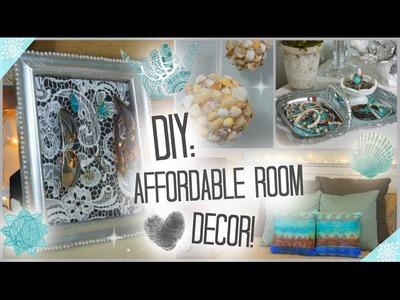 DIY: Affordable & Adorable Room Decor ♡