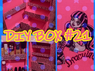 DIY BOX#21: Draculaura from Monster High