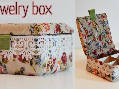 DIY Craft : Jewelry box
