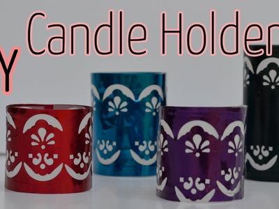DIY Crafts : Candle holder