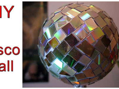 DIY Crafts - Disco Ball