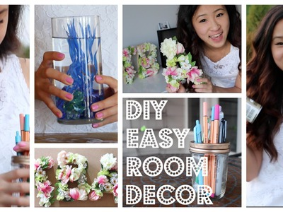 DIY Easy Room Decor Tutorial | How To