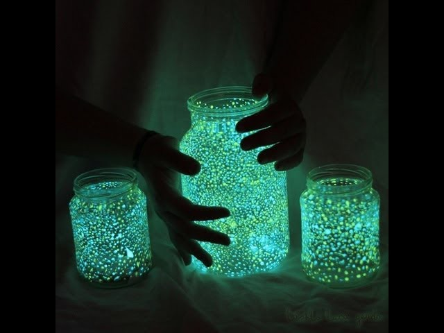 DIY: Fairy Glow Jars