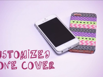 DIY: How to customize your iPhone Cover