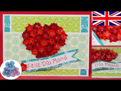 DIY Mother's Day Crads *Mothers Day Greetings* Papercraft Greeting Cards DIY Crafts Mathie
