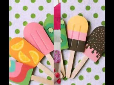 DIY paper craft projects ideas