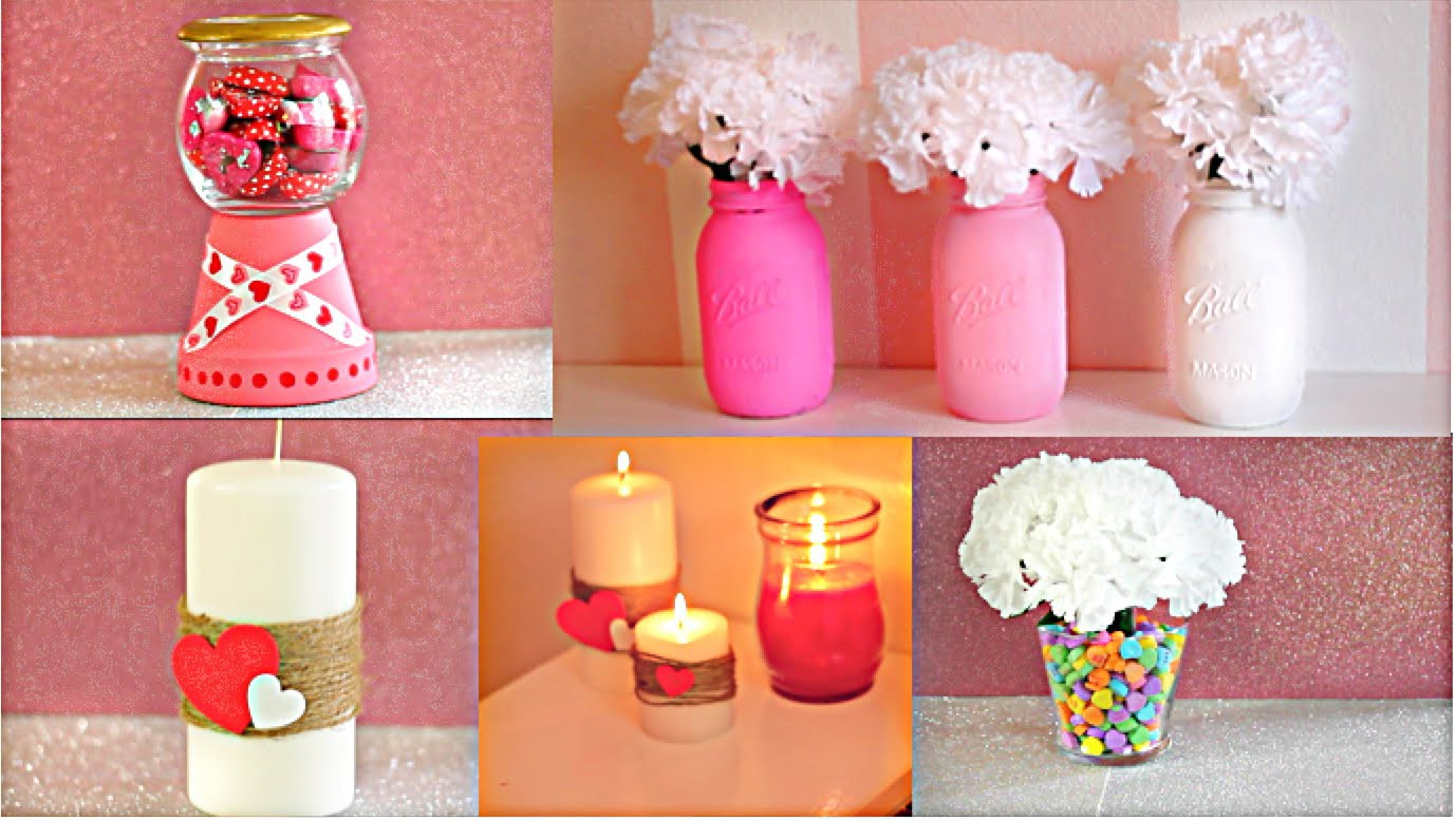 Diy room decor for valentines day under 10 for Room decor under 10