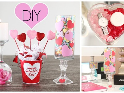 DIY Room Decor for Valentine's Day