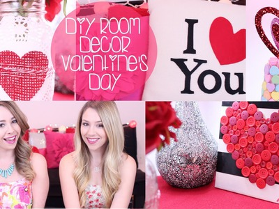 DIY Room Decor - Valentine's Day + more!