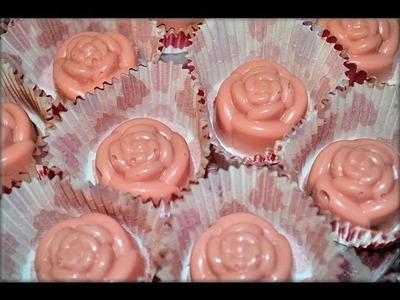 ♥ DIY VALENTINE'S DAY GIFT: CARAMEL CHOCOLATE CANDY! ♥ AprilAthena7