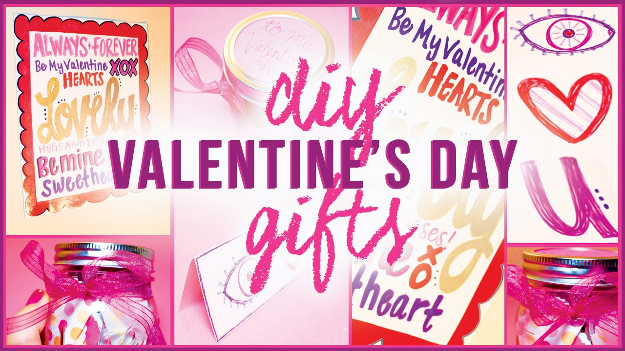 DIY Valentine's Day Gift Ideas! Very Cheap, Fast, & Meaningful For Boy.Girlfriend, Best Friends