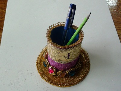 Do it yourself a pen stand