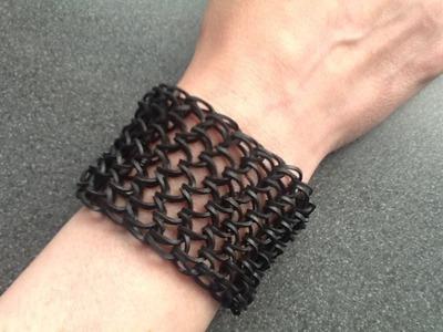 Drakenschub armband : mooie sluiting