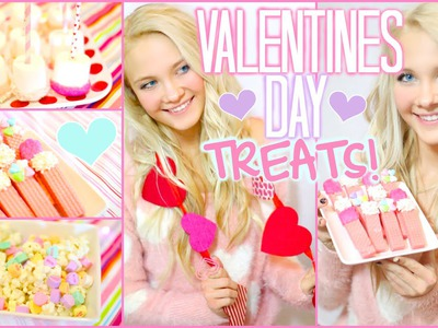 Easy & Fun DIY Valentines Day Treat Ideas!