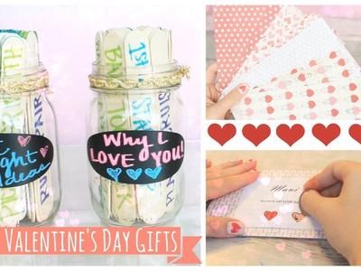 Easy DIY Valentine's Day Gifts! | MissTiffanyMa