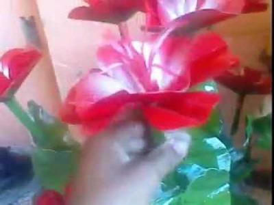 FLORES DE GARRAFA PET TEL PARA CONTATO 7188396703