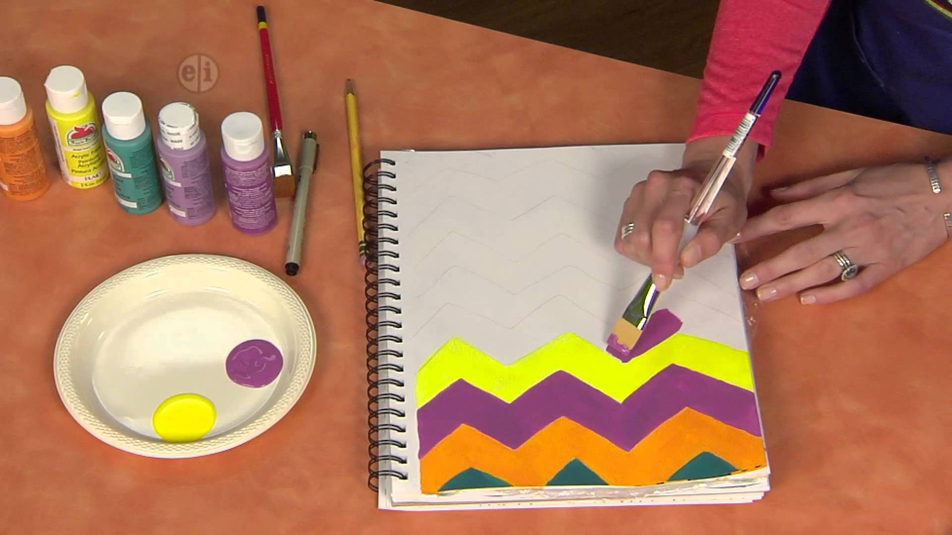 Hands On Crafts for Kids Show Episode 1605-3