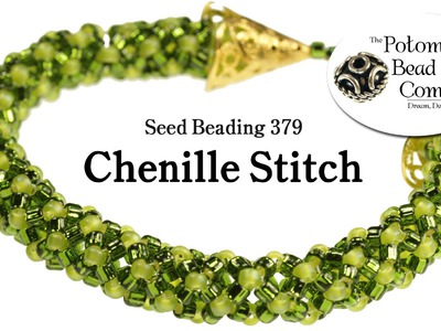 How to - Chenille Stitch