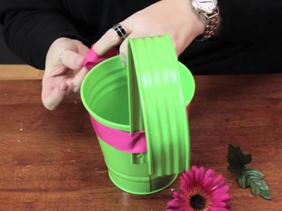 How to Decorate Flower Pots for Mother's Day : Various Decorative Crafts