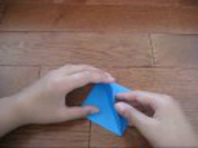 How To Fold ~ Lily. Iris Flower