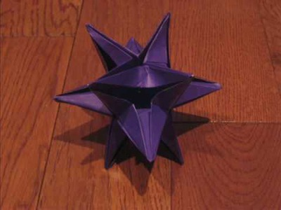 How To Fold ~ Omega Star
