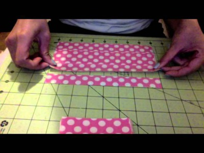 How to make a womens wallet (part 1)