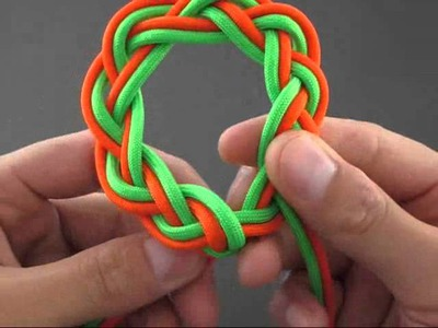 How to Make an (Endless) Turk's Head Bracelet by TIAT