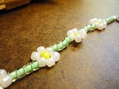 How to Make the Classic Daisy Chain Stitch - Jewelry-Making Technique