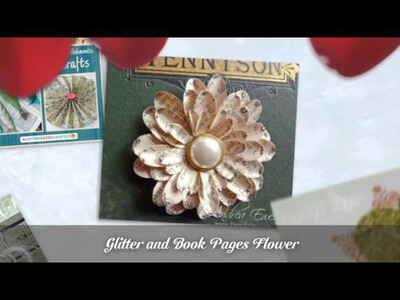 How to Scrapbook and Craft with Embellishments 13 Simple Paper Crafts