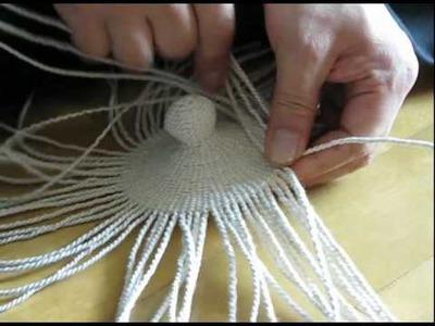 Jiseung.Noyeokgae: paper weaving