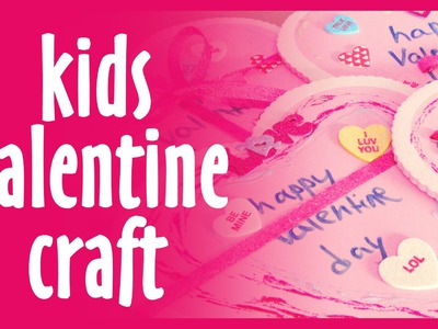 Kids Valentine Craft Free Valentine Craft Ideas for Kids