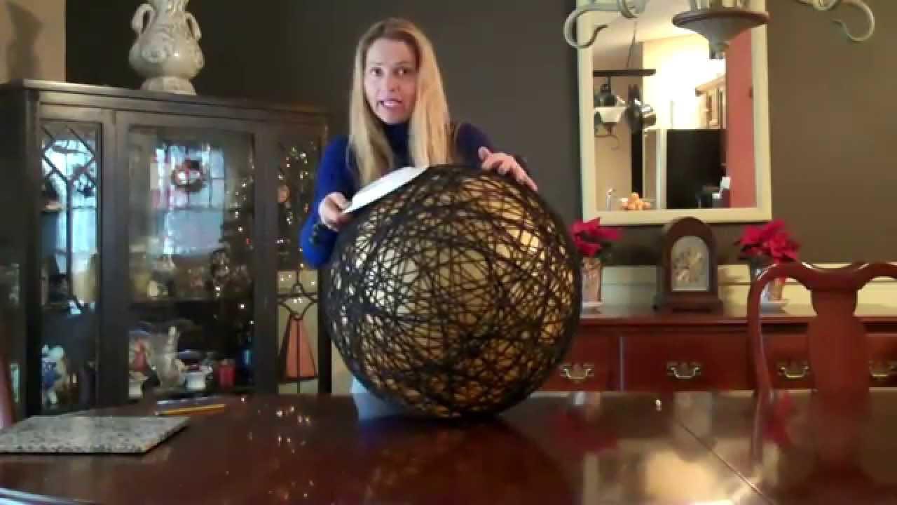 Lighting ideas on a Budget. . Christina Bell