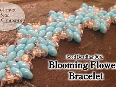 "Make a ""Blooming Flowers"" Pattern"