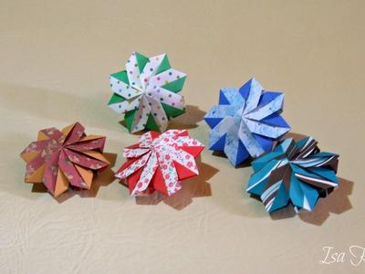 Origami Sachet