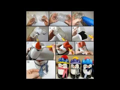 Recycle ideas for plastic bottles - Recycle ideas for home