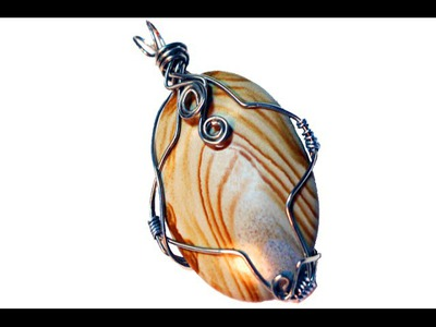 Tried-and-Tested Wire Wrapping Tutorial for Pendants