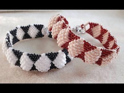 (Tutorial) Diamond Pillow Weave PART 1 (Video 62)