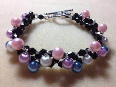 (Tutorial) Pearl Delight Bracelet (Video 24)