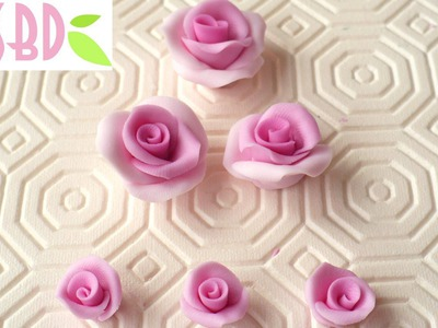 Tutorial: Roselline in pasta di mais + ricetta - Maize dough roses