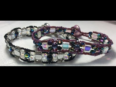 (Tutorial) Think Outside The Box Bracelet (Video 126)