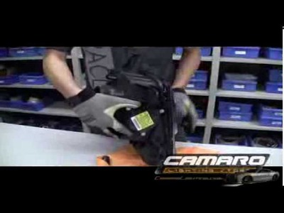 2010-13 Camaro Headlight DIY Halo Installation Guide by Advanced Automotive Concepts