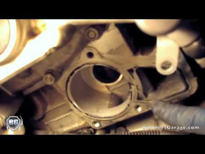 BMW Thermostat Removal : DIY [ How To ]. 330i (E46)