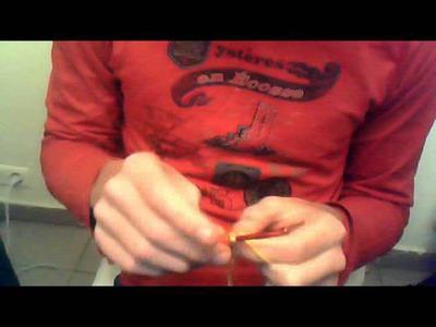 Boucle magique crochet en rond et augmentation