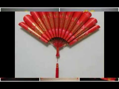 Creative Diy chinese new year decoration