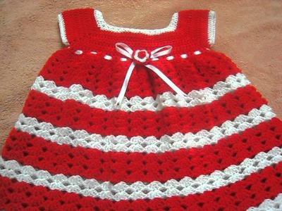 Crochet-Easy,Simple Baby Sweater
