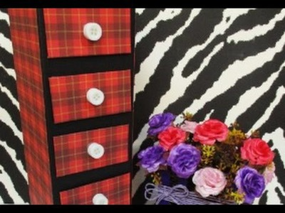 DIY : #71 Mini Drawer For Accessories ♥