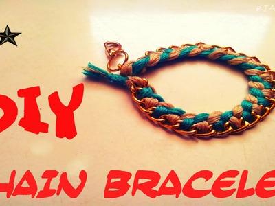 db83c0c9b2fb Micro macrame Frozen bracelet tutorial